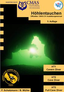 Titelseite 5-Auflage Manual Hählentauchen
